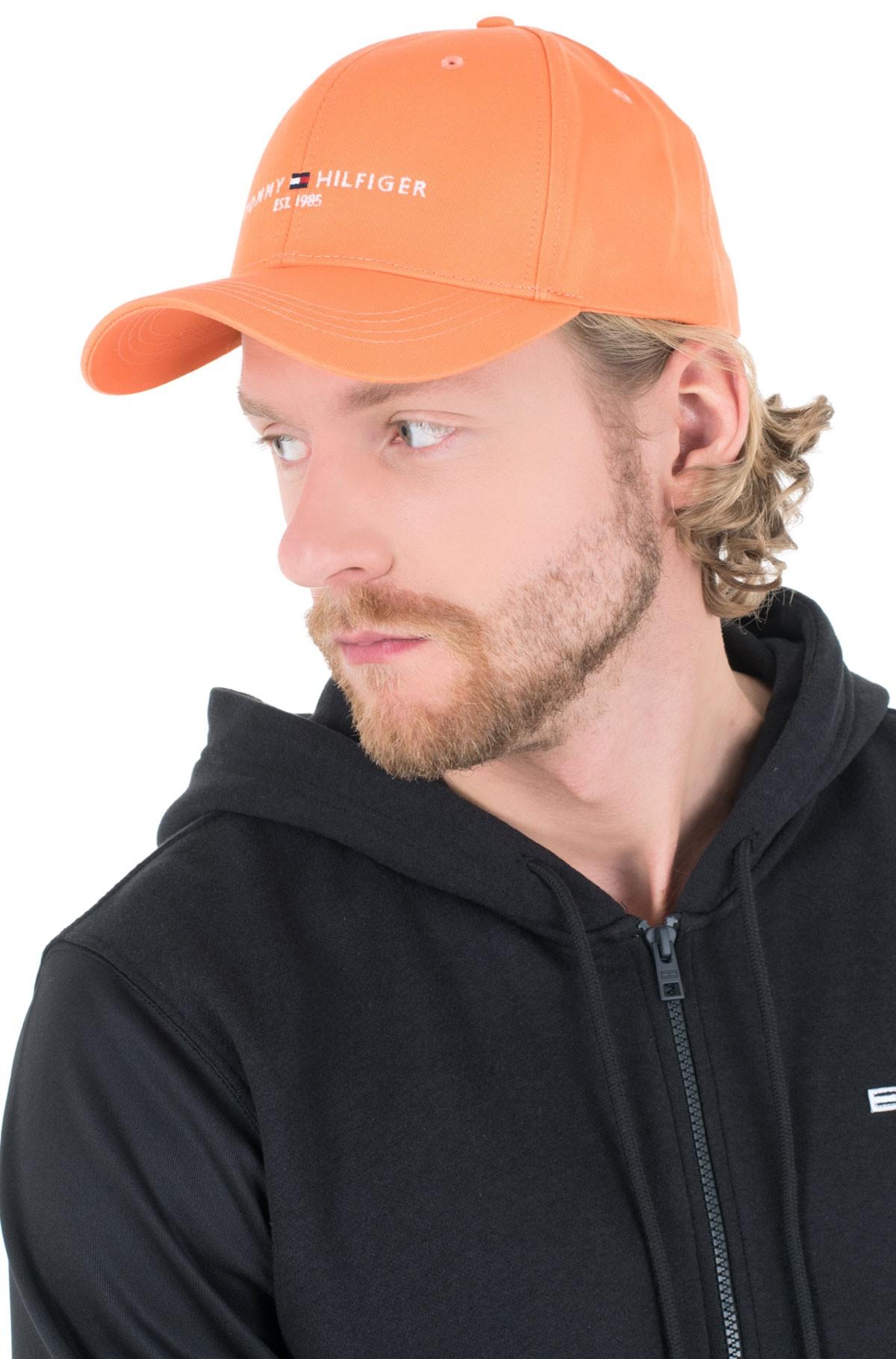 Kepurė su snapeliu  TH ESTABLISHED CAP-full-1