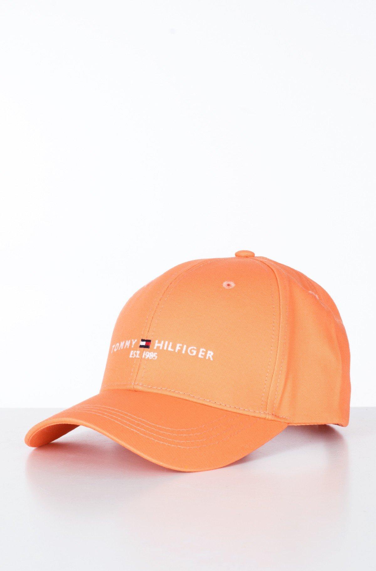 Kepurė su snapeliu  TH ESTABLISHED CAP-full-2