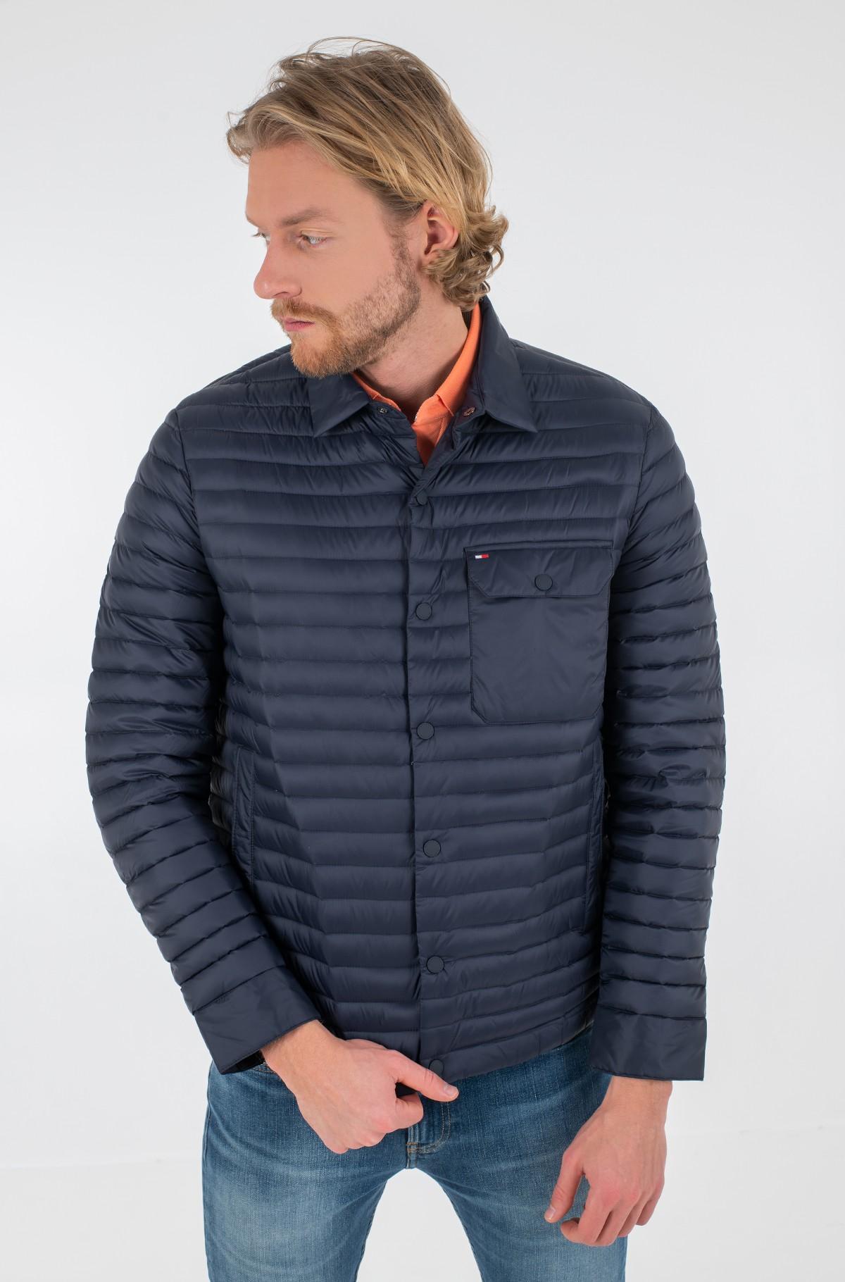Jacket PACKABLE DOWN SHIRT-full-2