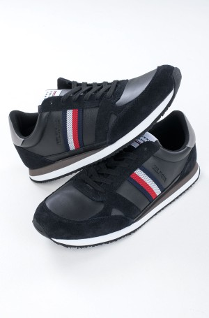 Casual shoes RUNNER LO LEATHER STRIPES-1