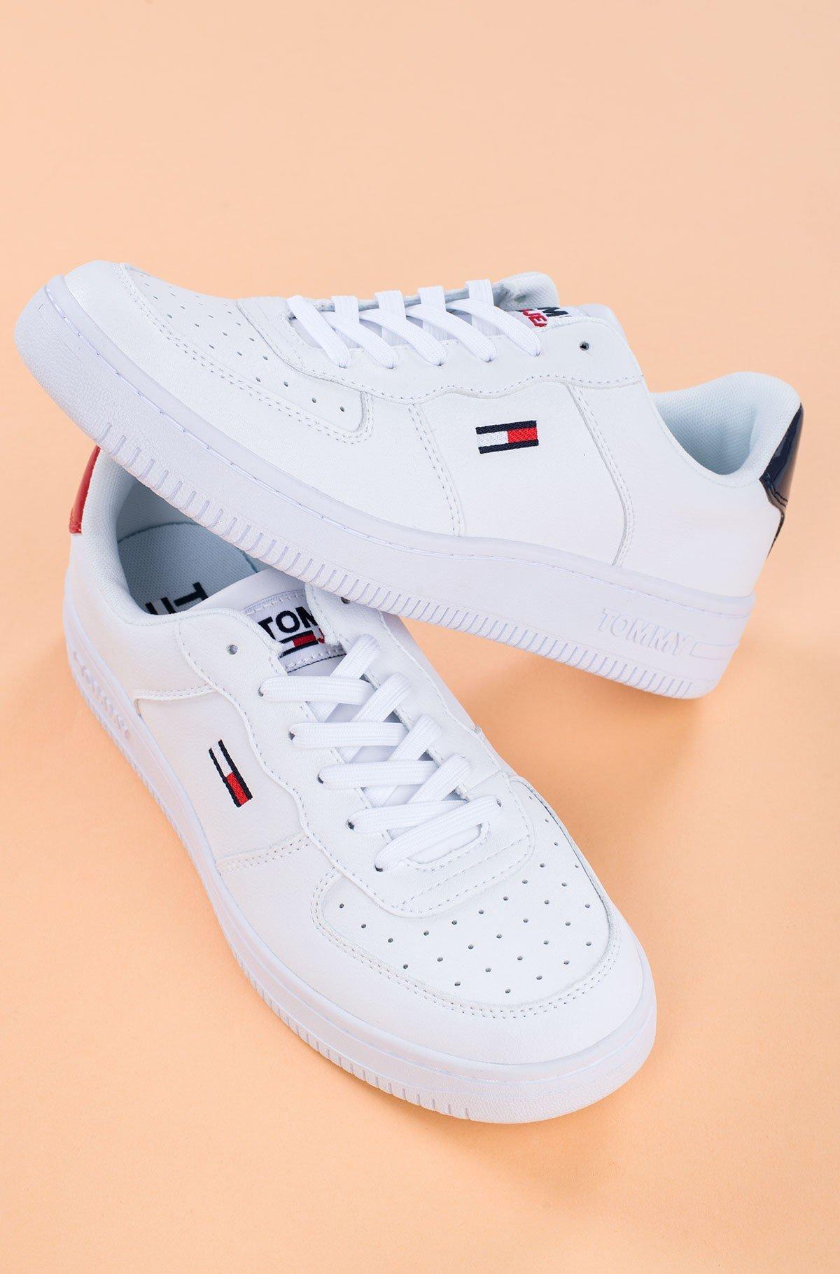 Sneakers WMNS TOMMY JEANS BASKET SNEAKER-full-1