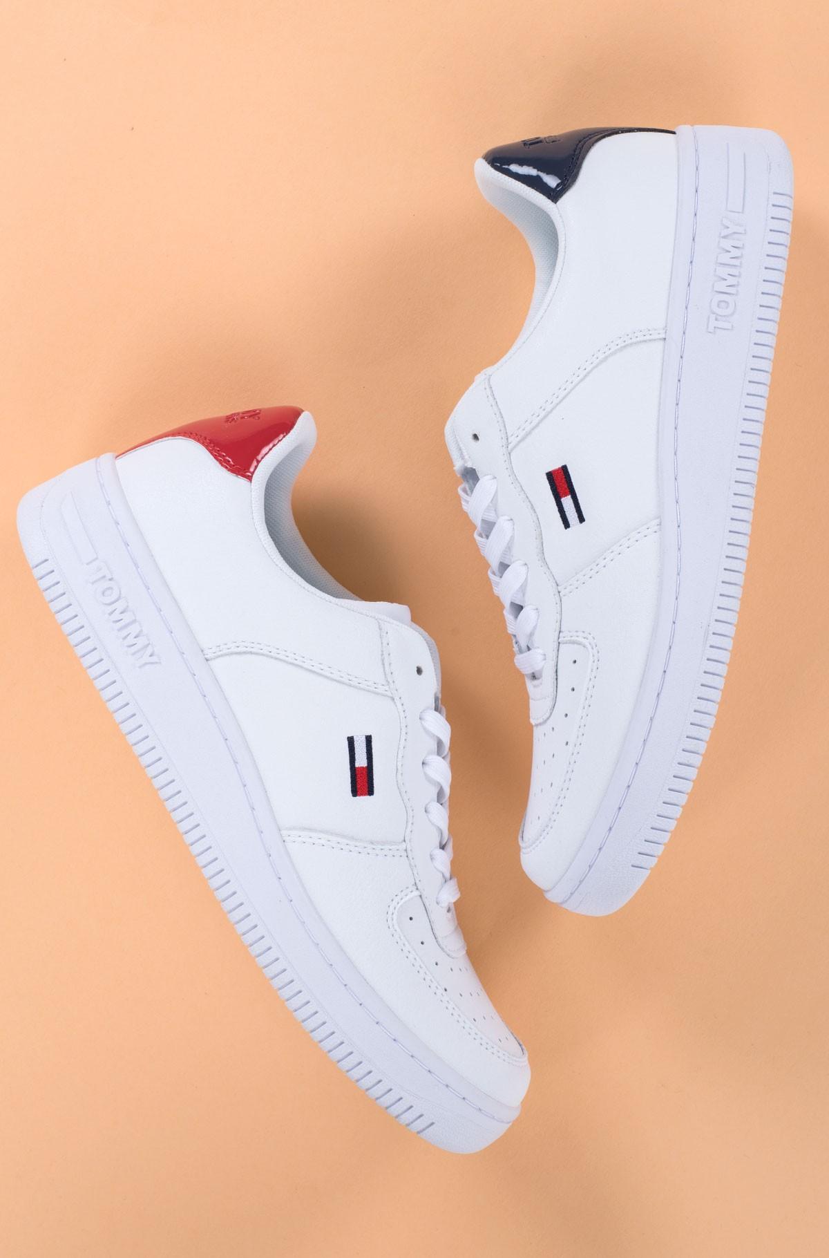 Sneakers WMNS TOMMY JEANS BASKET SNEAKER-full-3