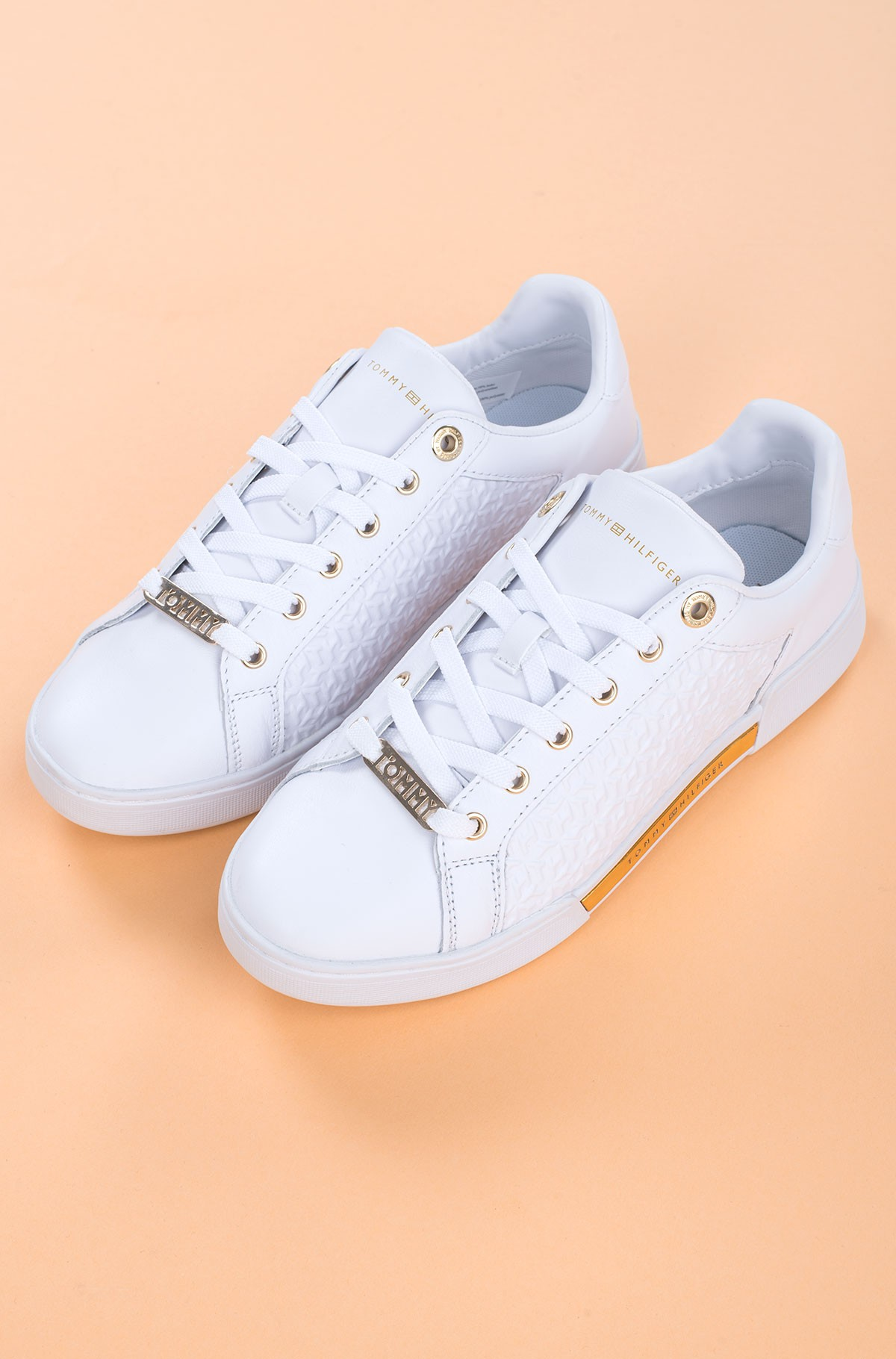 Casual shoes TH MONOGRAM ELEVATED SNEAKER-full-1