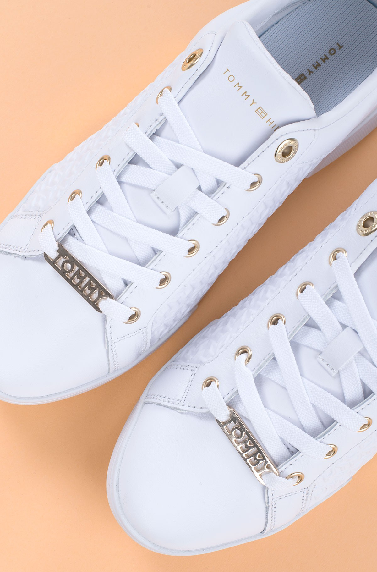 Casual shoes TH MONOGRAM ELEVATED SNEAKER-full-2
