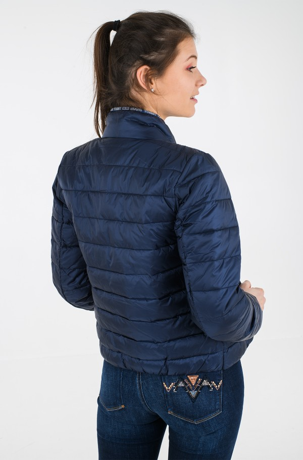 TJW QUILTED ZIP THROUGH-hover