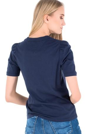 T-krekls TJW SLIM RUFFLED TEE-2