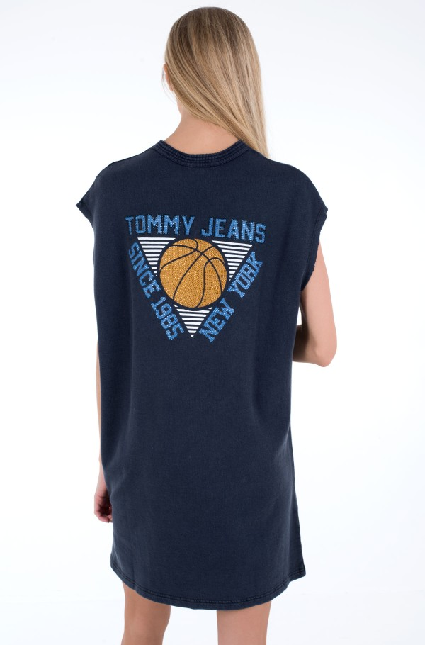 TJW BASKETBALL TEE DRESS-hover