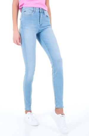 Jeans TH FLEX HARLEM U SKINNY HW A DAR-1