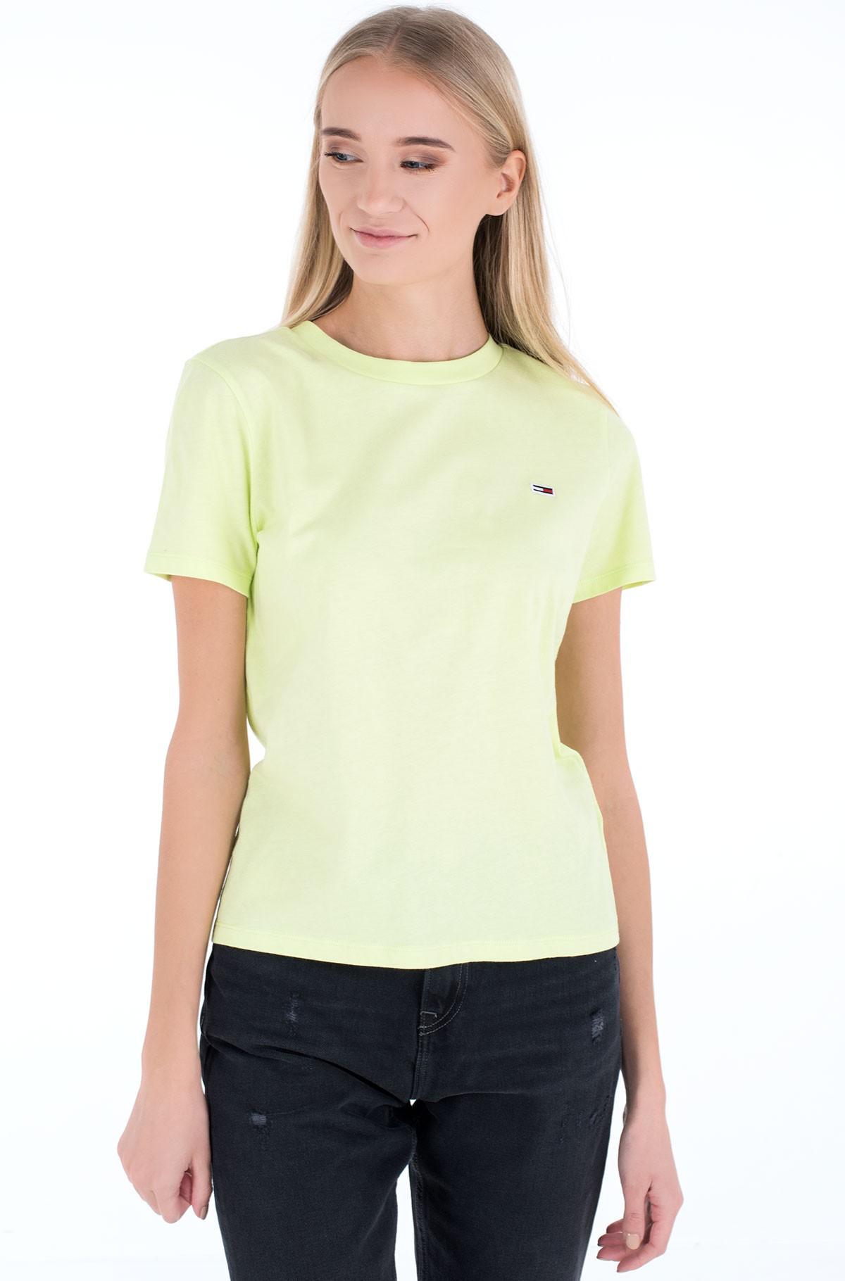 Marškinėliai TJW REGULAR JERSEY C NECK-full-1