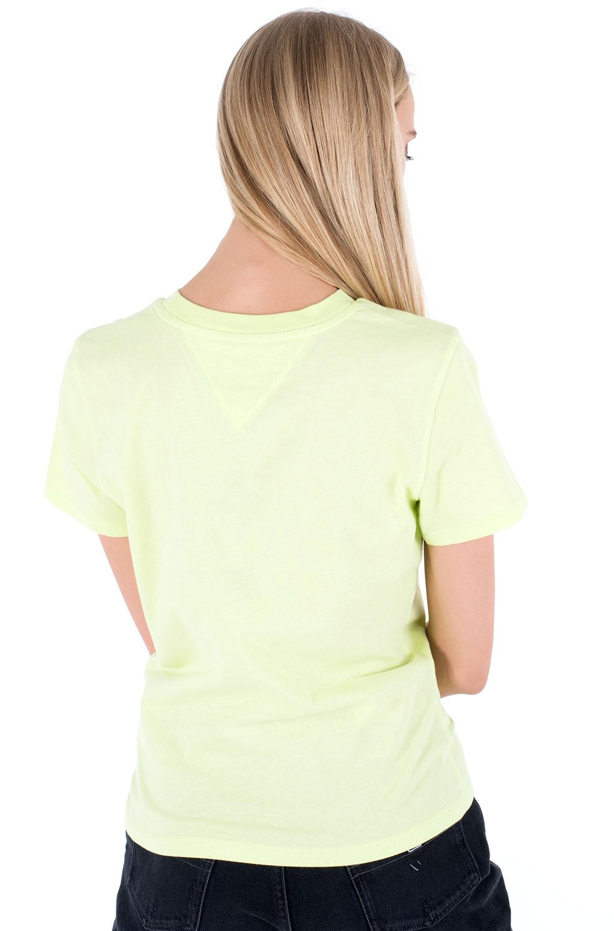 Marškinėliai TJW REGULAR JERSEY C NECK-full-2