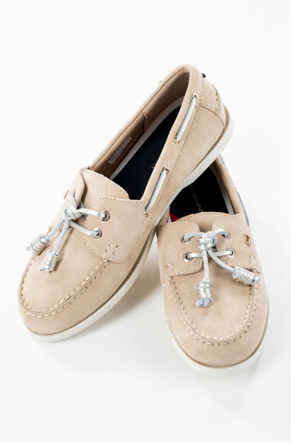 TOMMY ESSENTIAL BOAT SHOE-hover