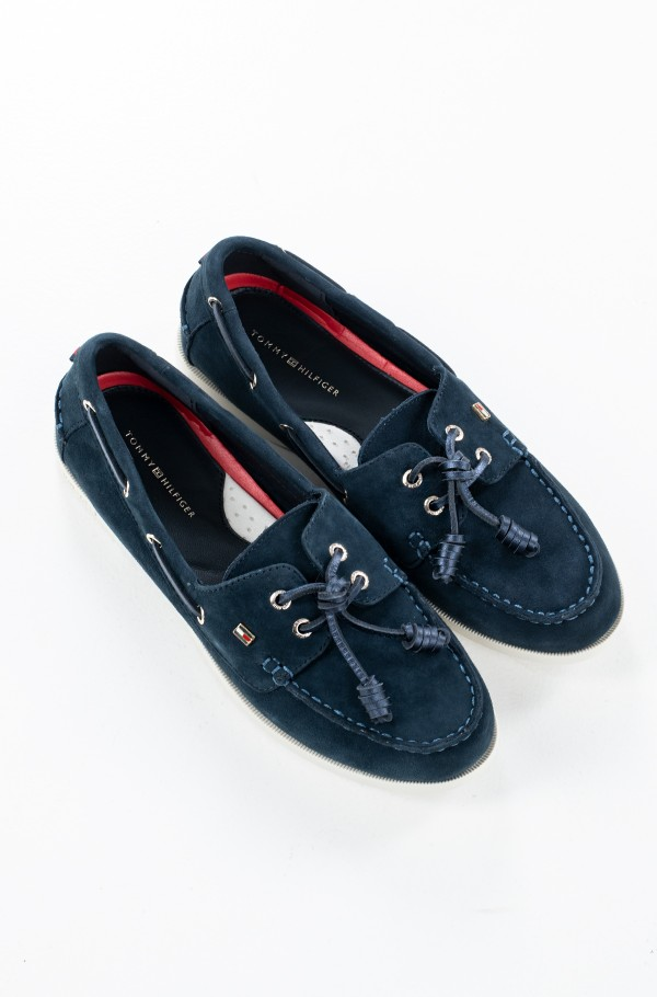 TOMMY ESSENTIAL BOAT SHOE
