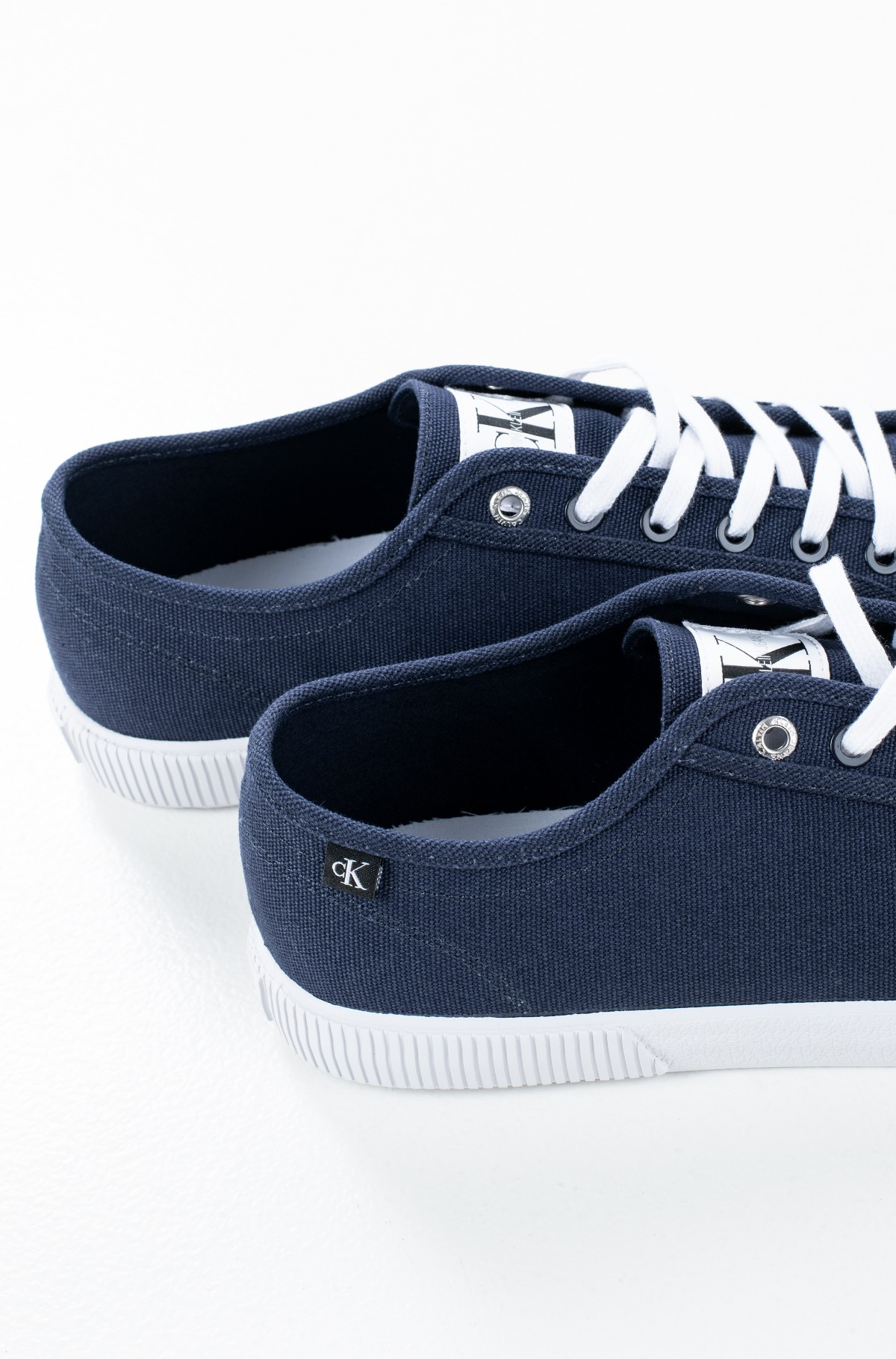 Casual shoes VULCANIZED SNEAKER LACEUP CO-full-2