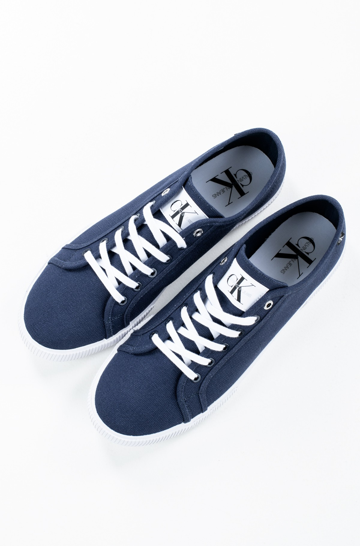 Casual shoes VULCANIZED SNEAKER LACEUP CO-full-3