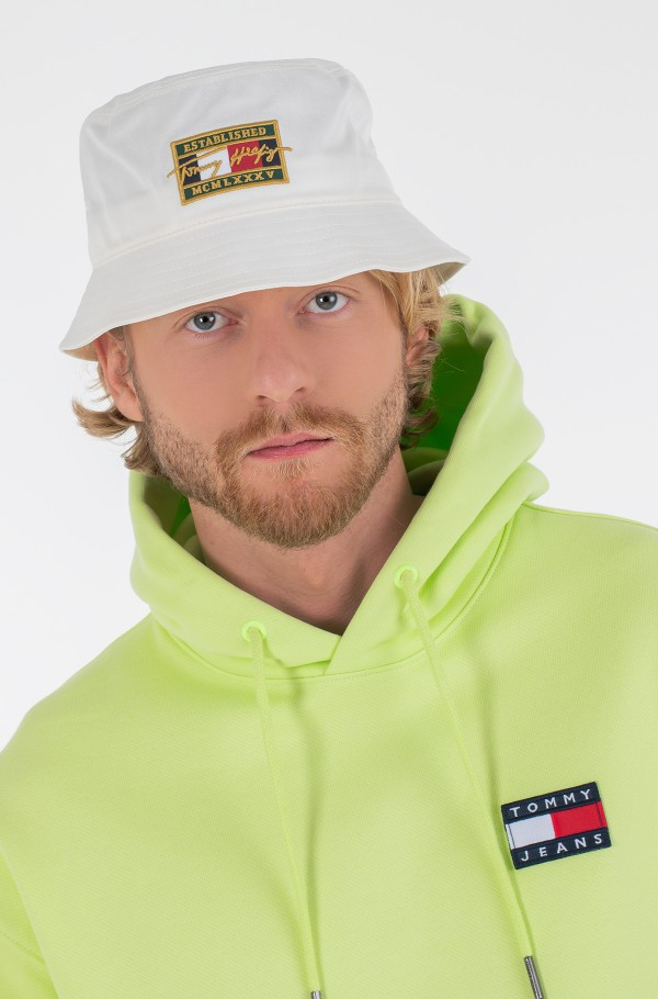 TH PATCH SIGNATURE BUCKET HAT