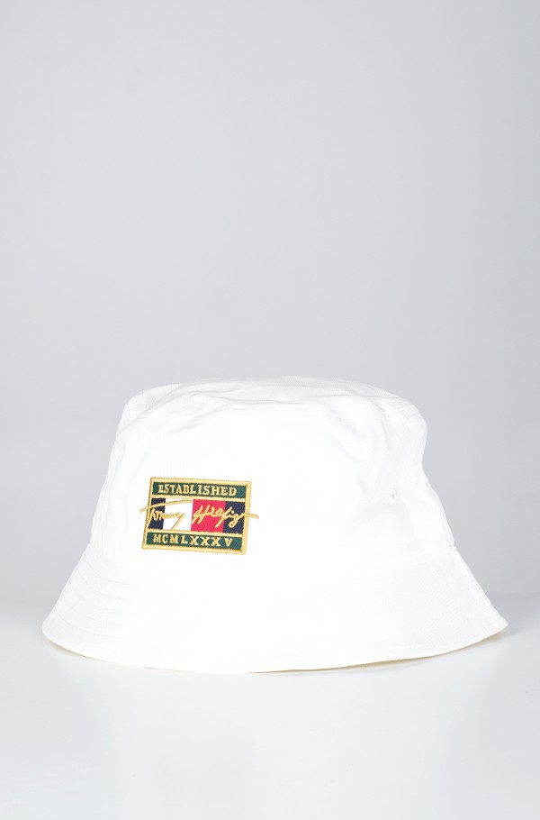 TH PATCH SIGNATURE BUCKET HAT-hover