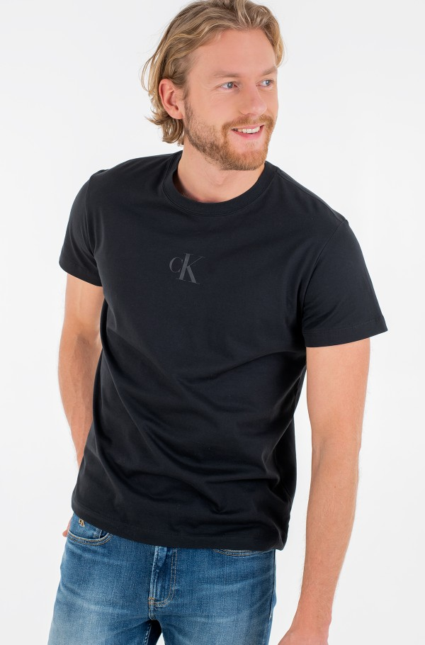 CK SLICED BACK GRAPHIC TEE