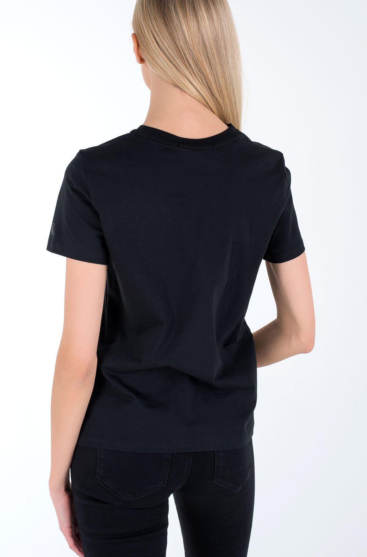 T-shirt REFLECTIVE MONOGRAM TEE-full-2