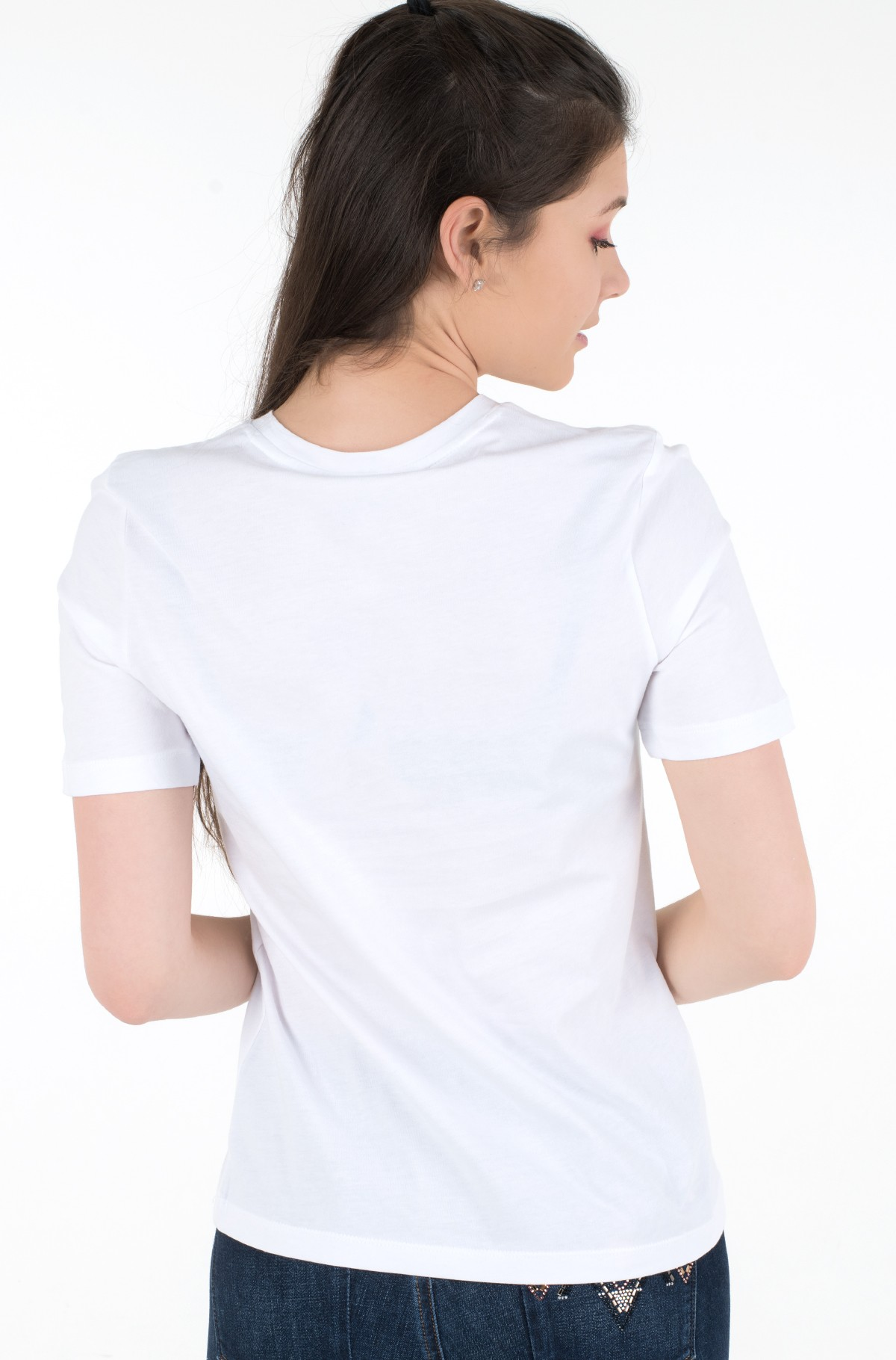 T-särk REGULAR CRYSTAL C-NK TEE SS-full-2