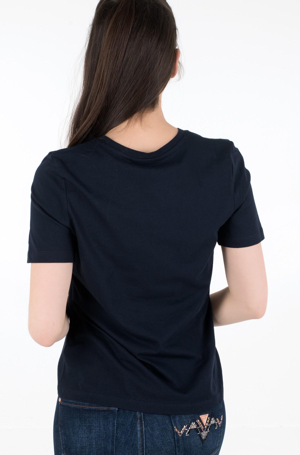 T-shirt REGULAR CRYSTAL C-NK TEE SS-full-2