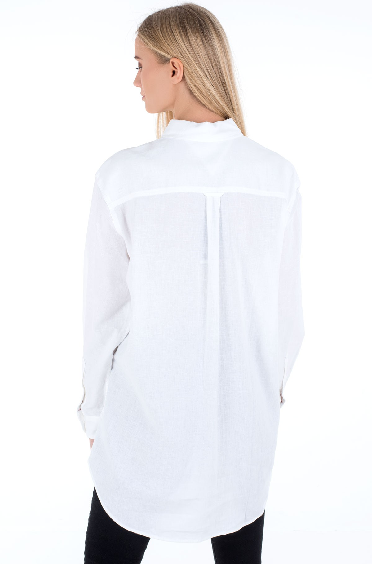 Linane triiksärk TJW RELAXED LONG SHIRT-full-2
