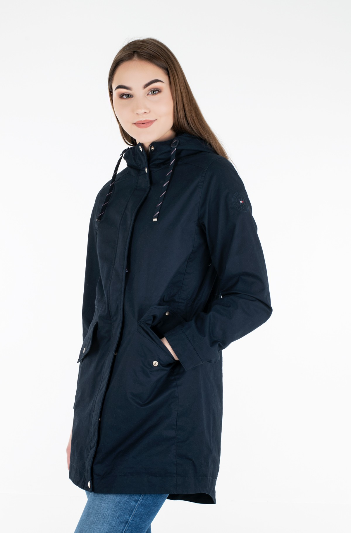 Parka COTTON BLEND PARKA-full-2