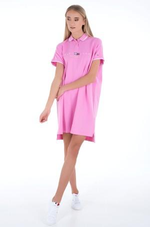 Polo suknelė TJW MODERN LOGO POLO DRESS-1