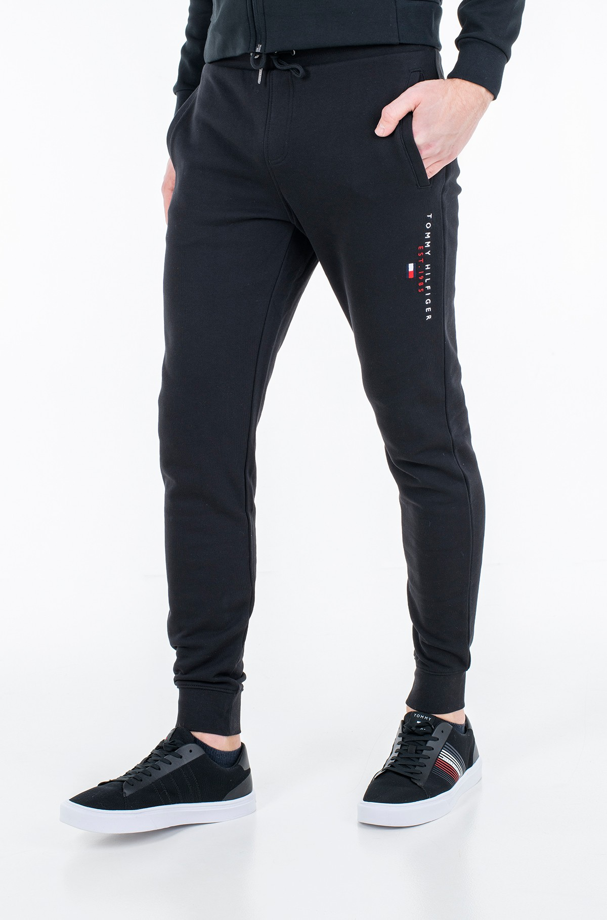 Sweatpants  ESSENTIAL TOMMY SWEATPANTS-full-1
