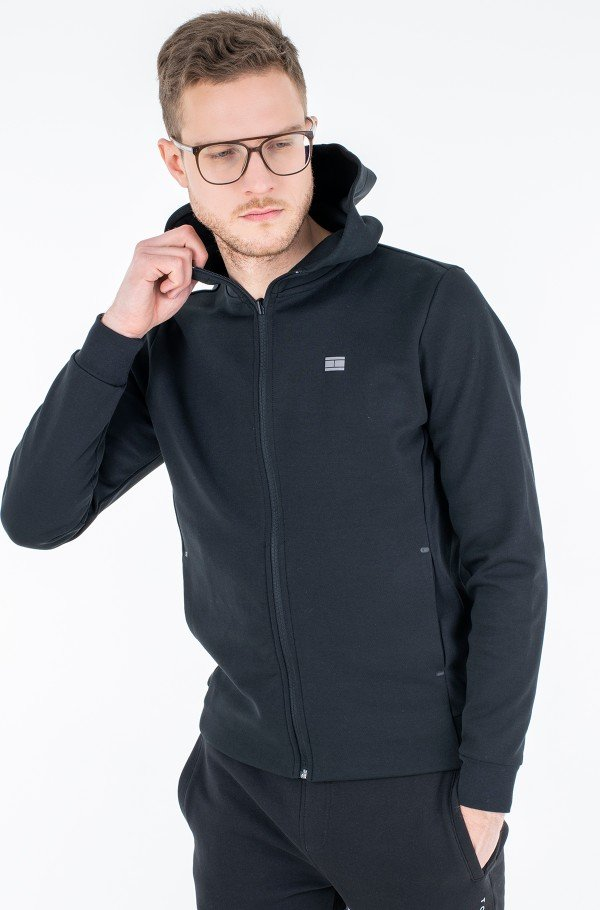MODERN ESSENTIALS ZIP THRU HOODY