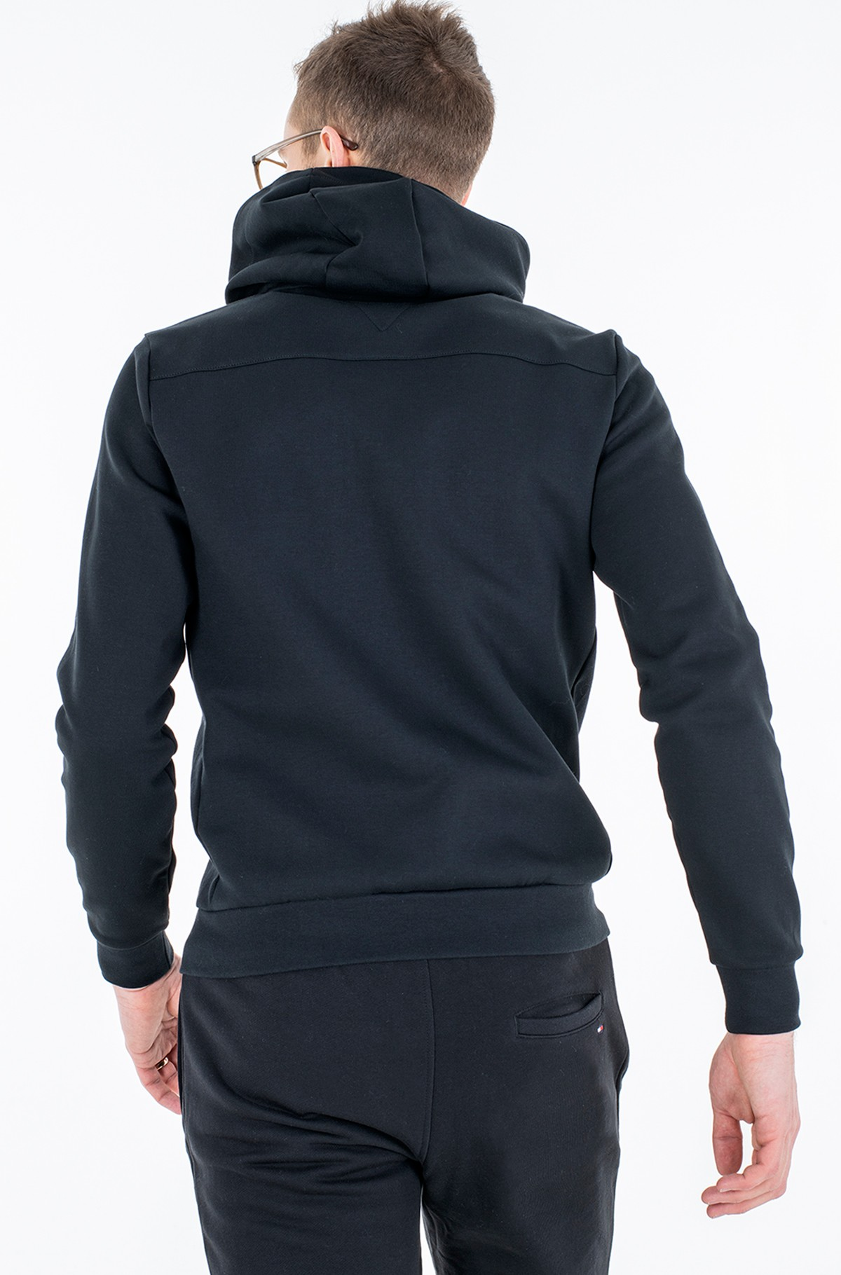 Hoodie MODERN ESSENTIALS ZIP THRU HOODY-full-2