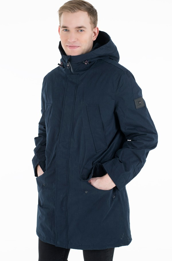 NEW LIGHT PADDED PARKA