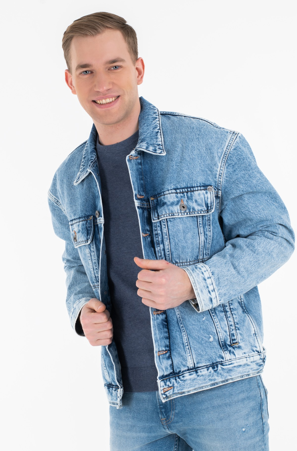 Denim jacket YOUNG/PM402335-full-1
