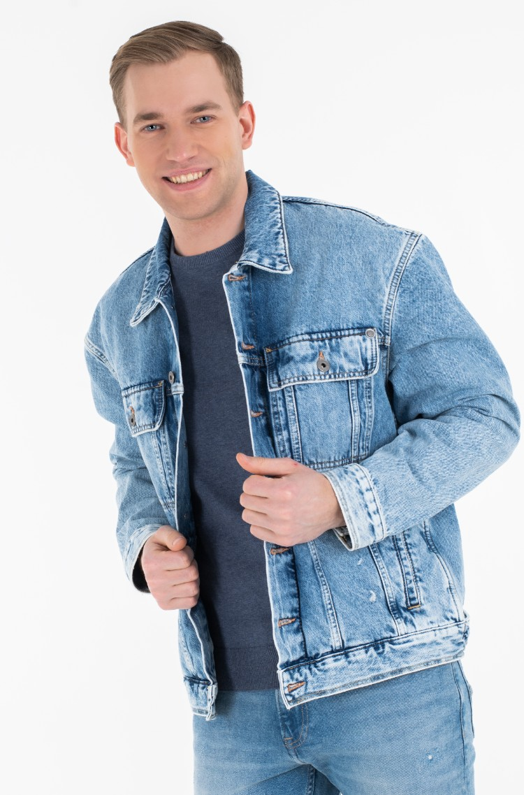 Denim jacket YOUNG/PM402335182517