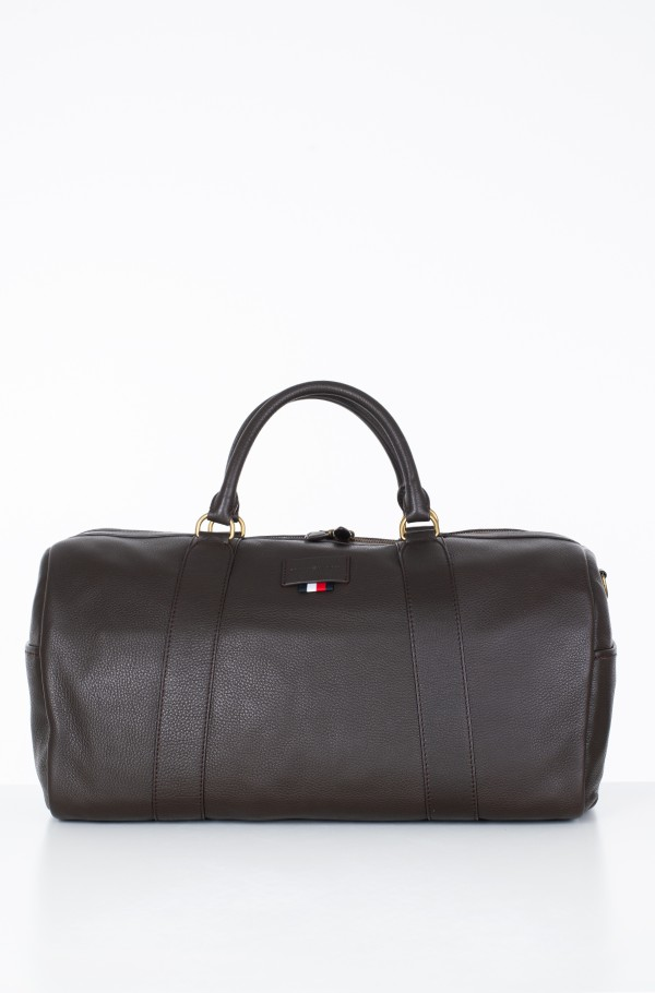 CASUAL LEATHER DUFFLE-hover