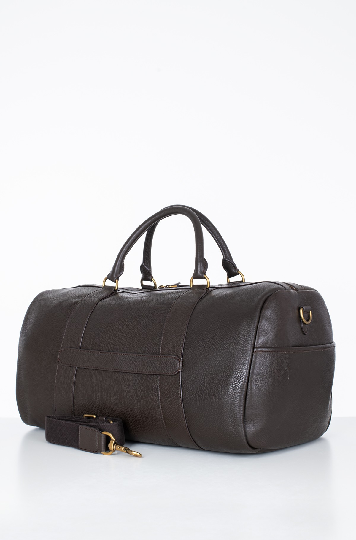 Travel bag  CASUAL LEATHER DUFFLE-full-3