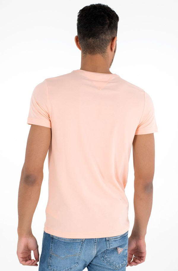 STRETCH SLIM FIT TEE-hover
