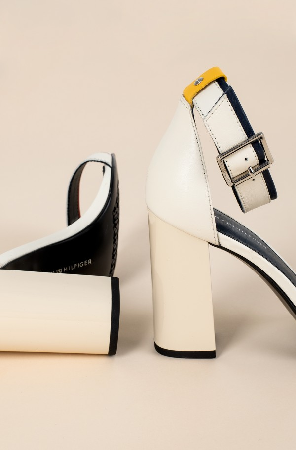 TOMMY STRAPPY HIGH HEEL SANDAL