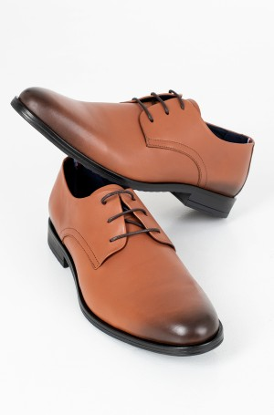 Kingad CORE LEATHER LACE UP SHOE-1