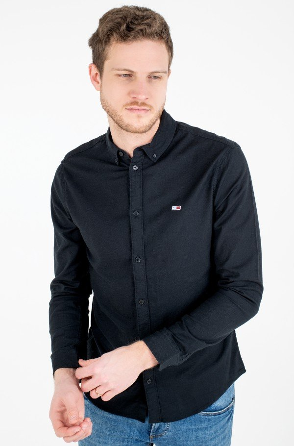 TJM SLIM STRETCH OXFORD SHIRT