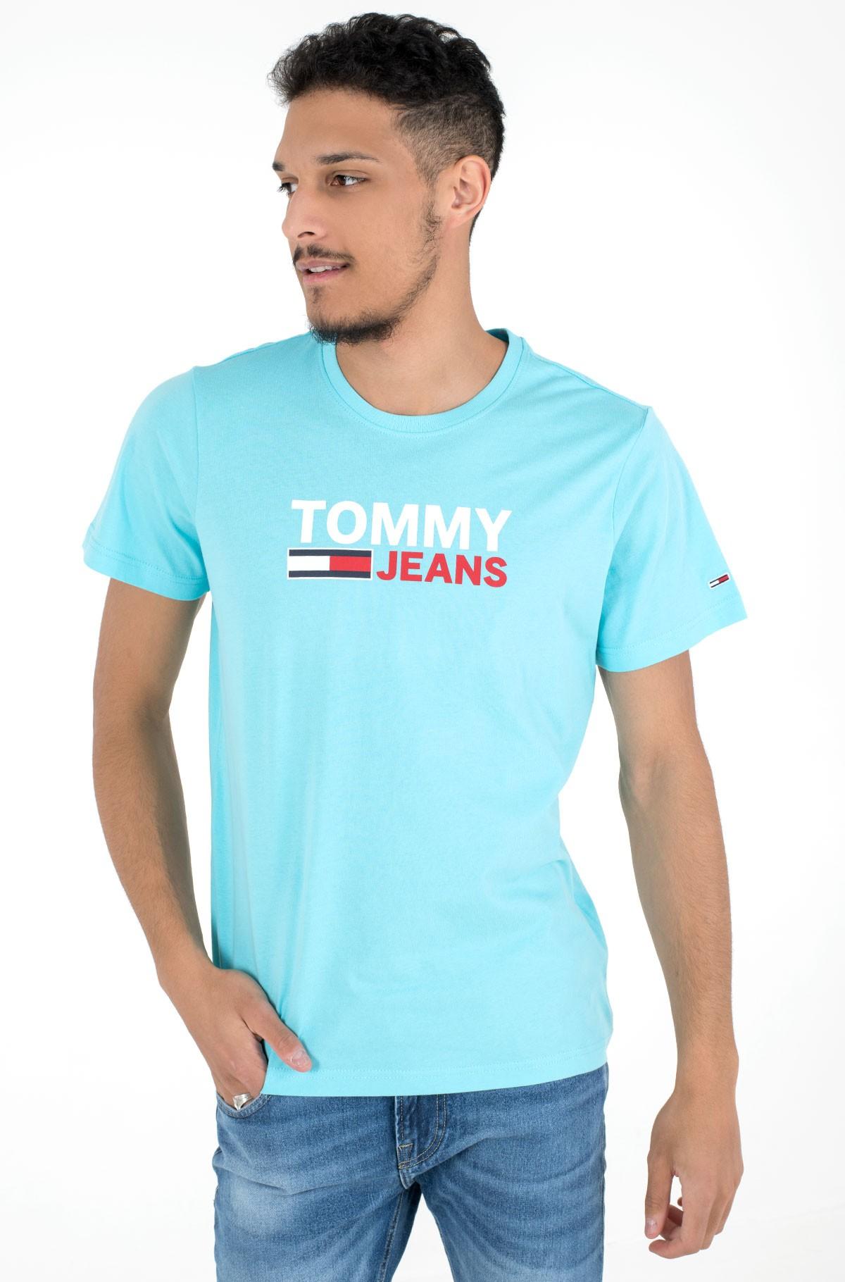 T-krekls TJM CORP LOGO TEE-full-1