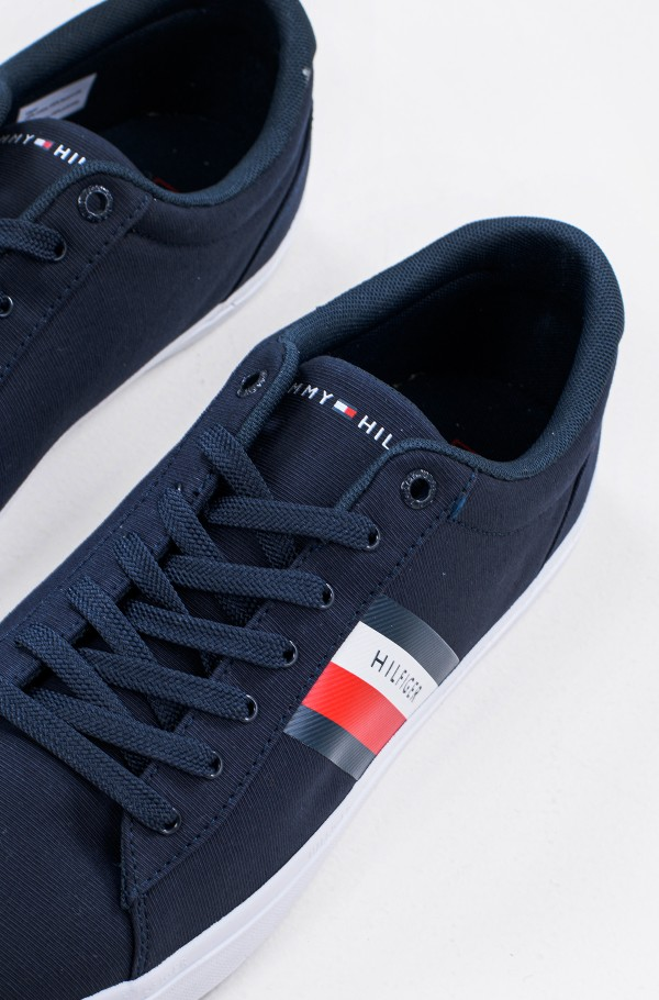 ESSENTIAL STRIPES DETAIL SNEAKER-hover