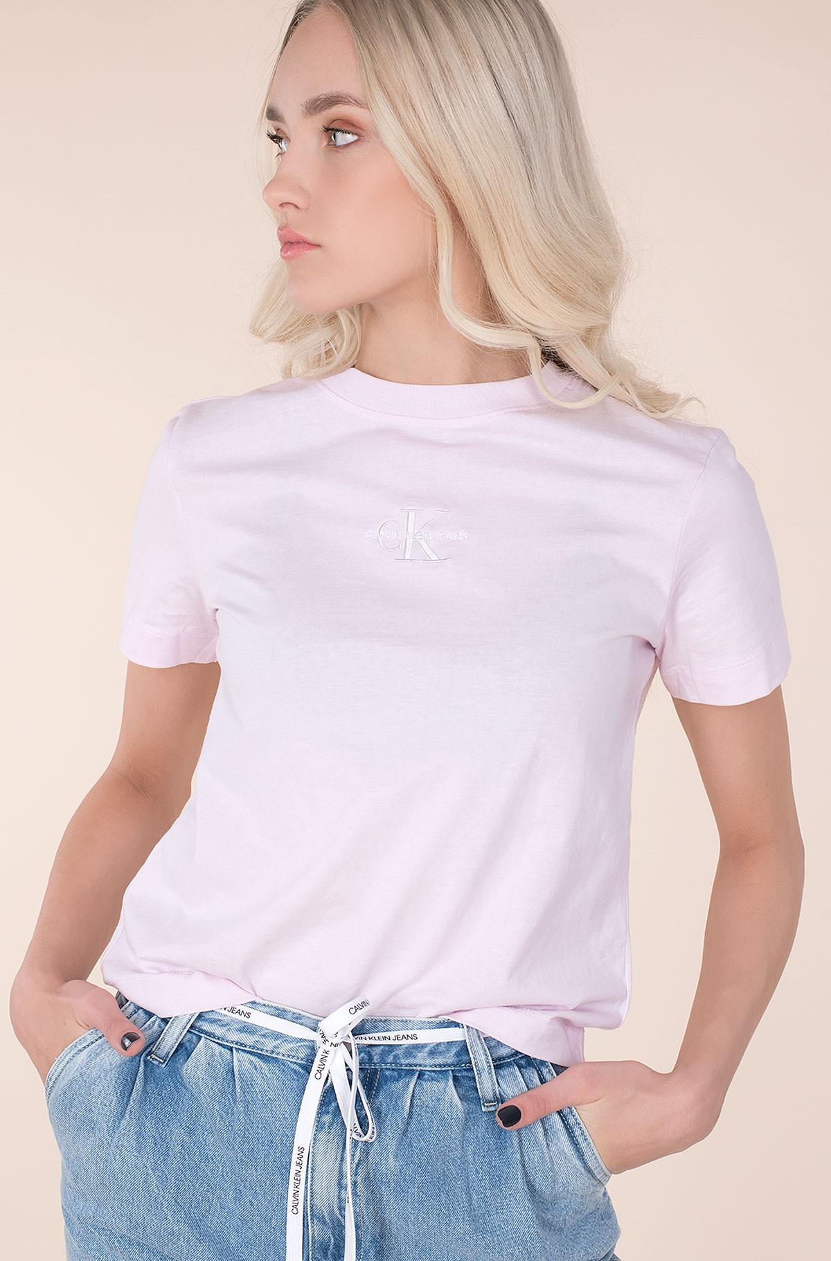 T-shirt MONOGRAM LOGO TEE-full-2