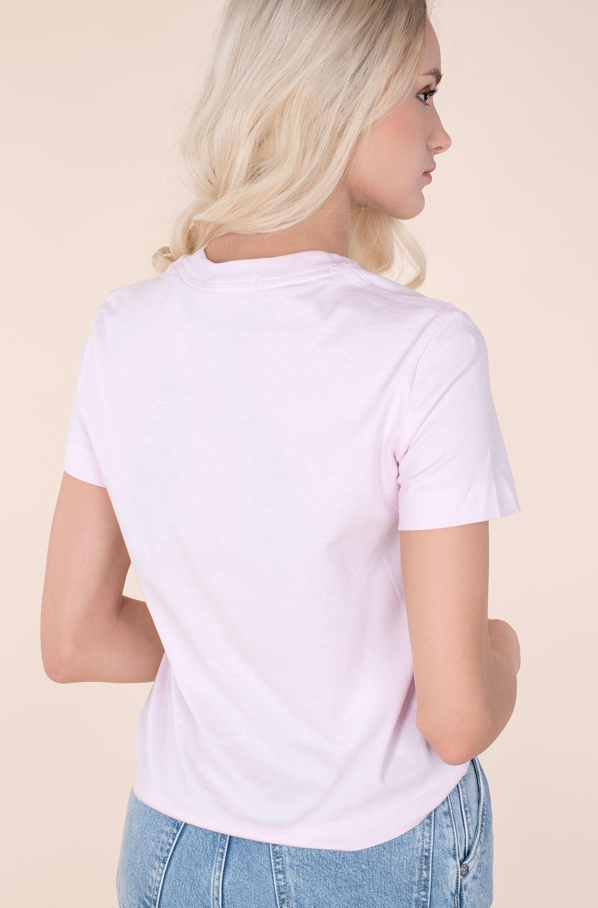 T-shirt MONOGRAM LOGO TEE-full-3