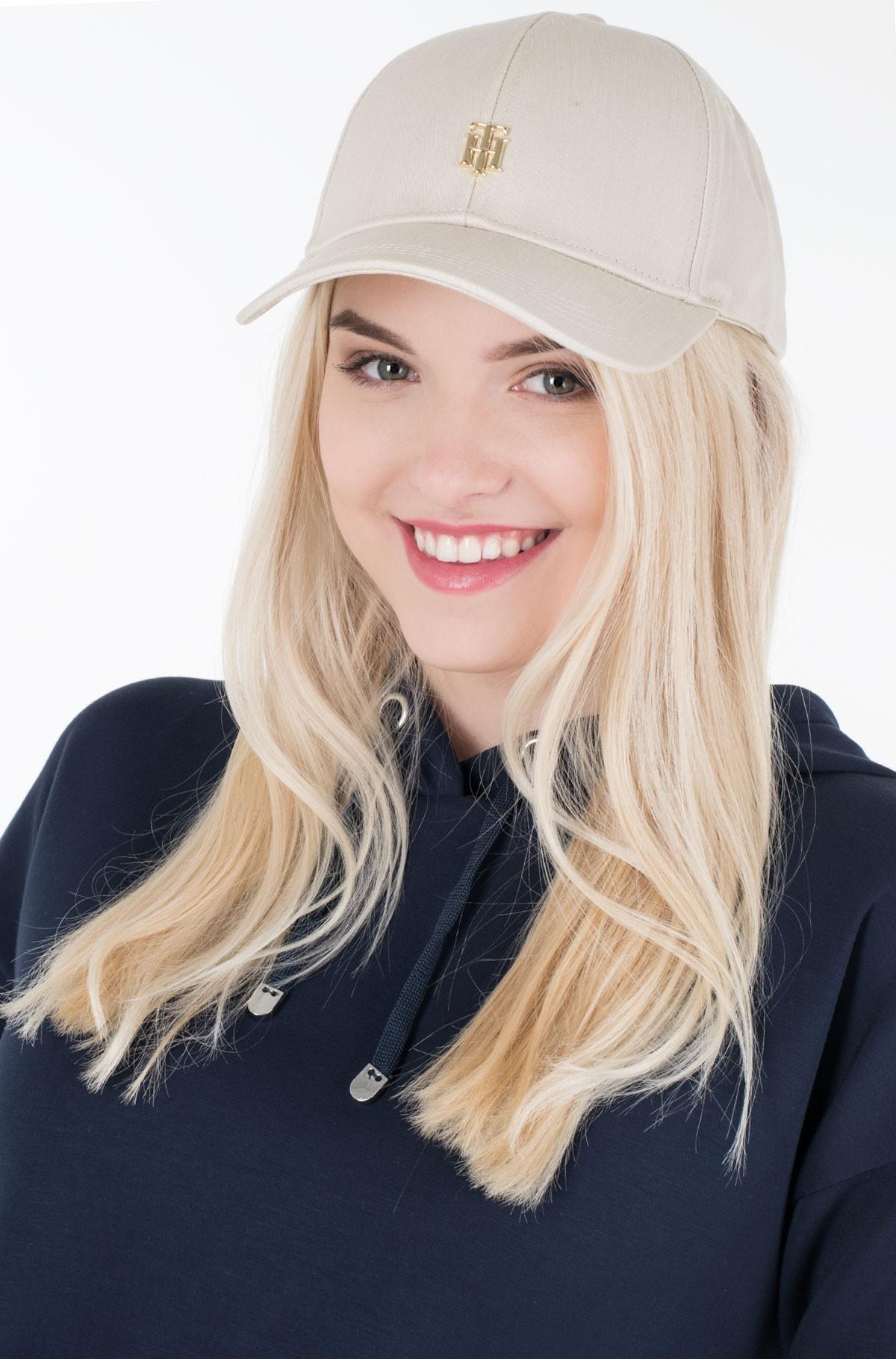 Kepurė su snapeliu  TH CAP-full-1