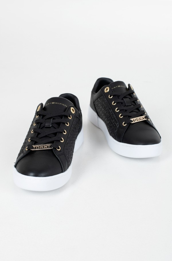 TH MONOGRAM ELEVATED SNEAKER