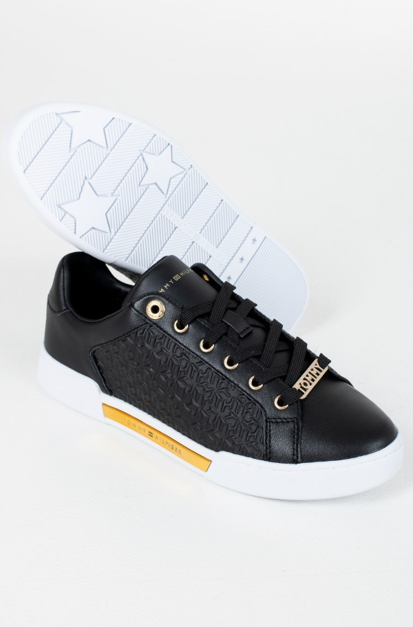 TH MONOGRAM ELEVATED SNEAKER-hover
