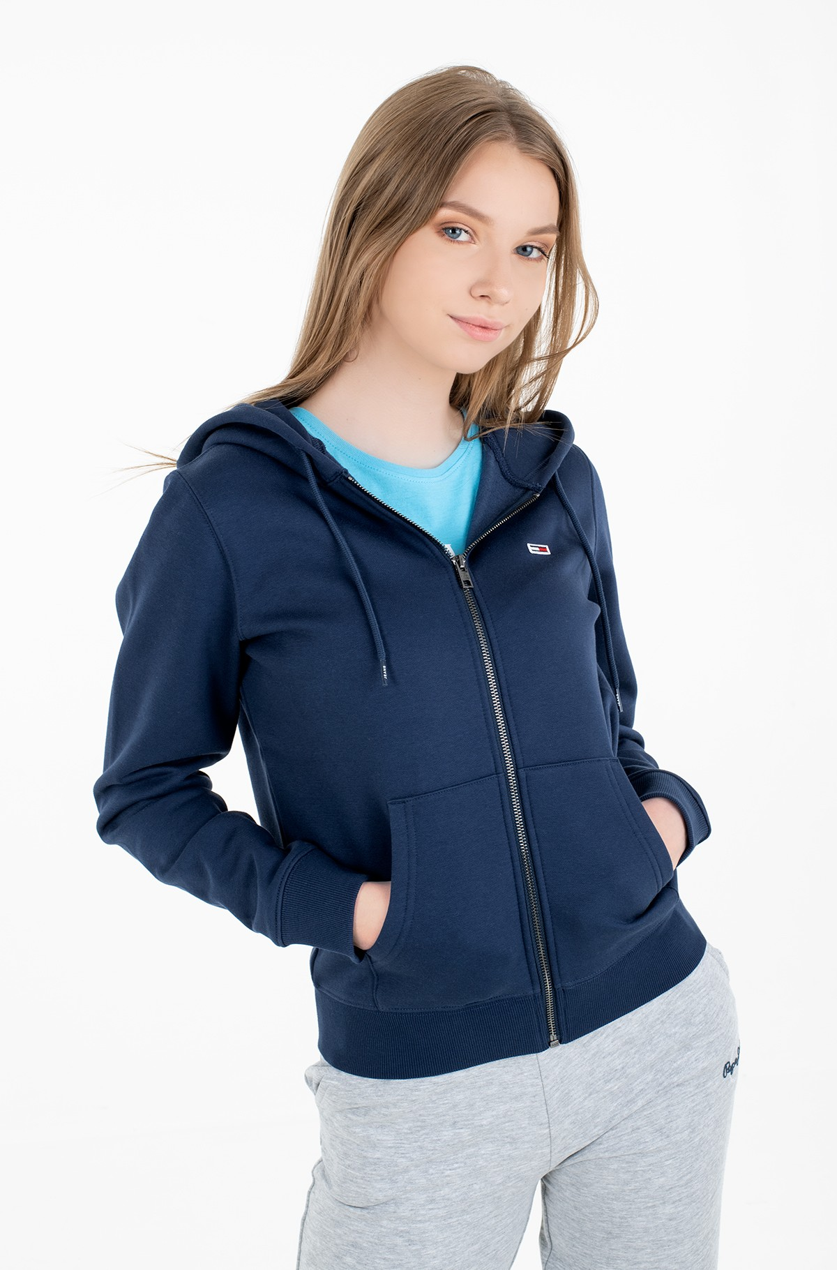 Dressipluus TJW REGULAR HOODIE ZIP THROUGH-full-2