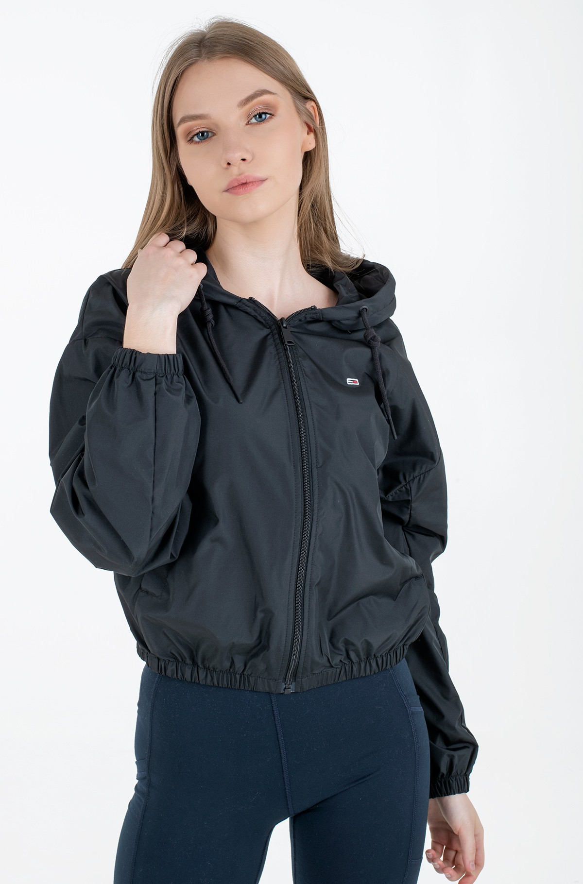 Jaka TJW YOKE TAPE RIB WINDBREAKER-full-1
