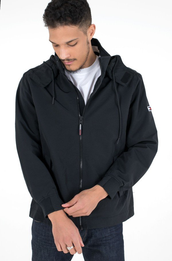TJM ESSENTIAL HOODED JACKET