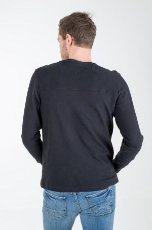 T-krekls ar garām piedurknēm  TJM FRONT SEAM DETAIL TEE-2